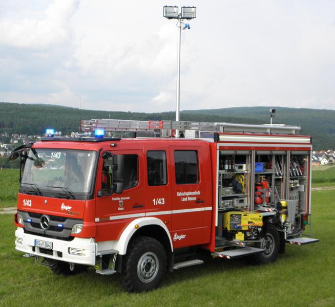Feuerwehr Nieste